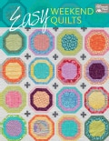 Easy Weekend Quilts (Paperback)
