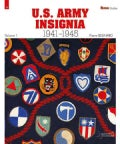 U.S. Army Shoulder Patches: 1941-1945 (Paperback)