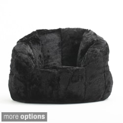 BeanSack 'Big Joe Milano' Faux Fur Bean Bag Chair