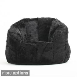 BeanSack 'Big Joe Milano' Faux Fur Bean Bag Chair