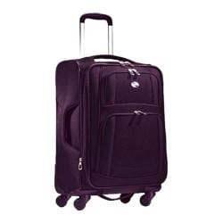 American Tourister iLite Supreme 21in Spinner Purple
