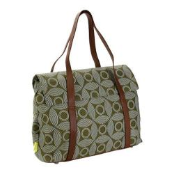 Women's Amy Butler Harmony Laptop Bag Sun & Moon Sepia