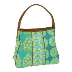 Women's Amy Butler Muriel Fashion Bag Chinese Lanterns Lemon Grass