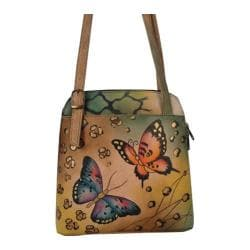 Women's ANNA by Anuschka 7010 Animal Butterfly