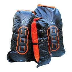 Aquapac 15L Noatak Wet/Drybag Cool Grey/Black/Orange