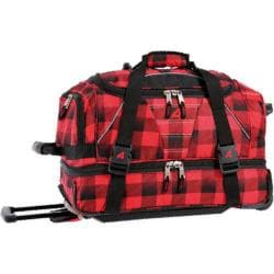 Athalon 21in Equipment Duffel with Wheels Lumberjack