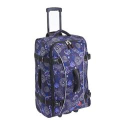 Athalon 25in Hybrid Travelers Batik