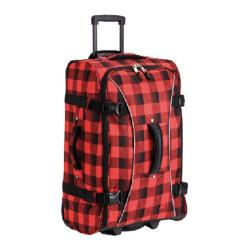 Athalon 25in Hybrid Travelers Lumberjack