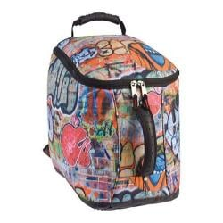 Athalon Dual Entry Boot Bag Graffiti