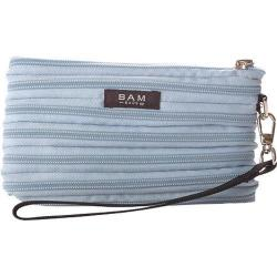 Women's BAM BAGS The Original Zippurse Wristlet (2 units) Powder Blue