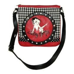 Women's Betty Boop Signature Product Betty Boop Bag BB1031 Black