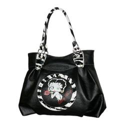 Women's Betty Boop Signature Product Betty Boop Bag BQ1012 Black