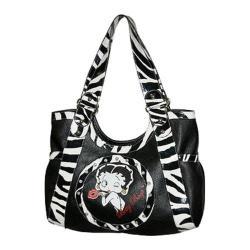 Women's Betty Boop Signature Product Betty Boop Bag BQ1015 Black