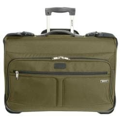 Boyt Mach 6 Carry-On Wheeled Garment Bag Olive