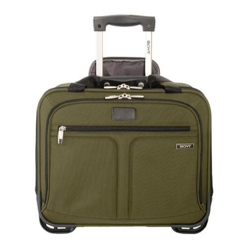 Boyt Mach 6 Deluxe Wheeled Tote Olive