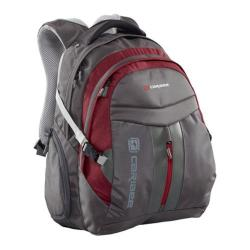 Caribee Time Traveller Backpack Red/Charcoal