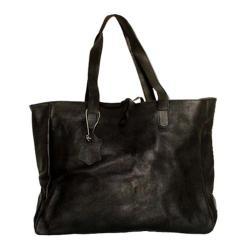 Casual Barn CLBS0024 Black Leather