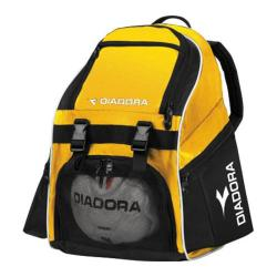 Diadora Squadra Backpack Gold/Black