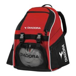 Diadora Squadra Backpack Red/Black