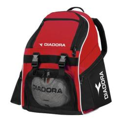 Diadora Squadra JR Backpack Red/Black