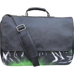 Women's Diversion Designs Morrison Laptop Bag Black/Multicolored