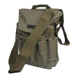 Ducti Bunker Messenger Bag Green