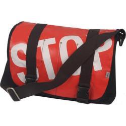Ducti Stop Laptop Messenger Bag Red
