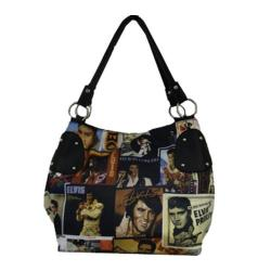 Women's Elvis Presley Signature Product EV49 Black