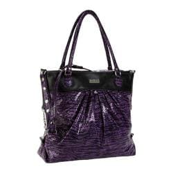 Women's Hadaki by Kalencom Tote Around Pod Leopard Plum