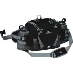 High Sierra Diplomat Lumbar Pack Black/Black