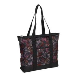 Everest Women's Fashion Butterfly Shopping Tote