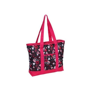 Women's Everest Fashion Hearts Shopping Tote