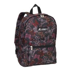 Everest Butterfly Pattern Backpack
