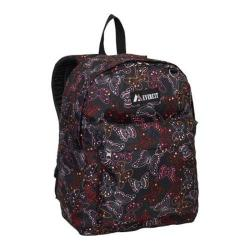 Everest Butterfly Pattern Printed Backpack