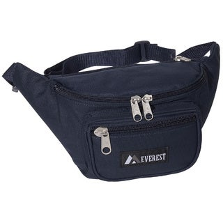 Everest Signature Navy Fanny Pack