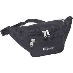 Everest Signature Fanny Pack 044XLD Black