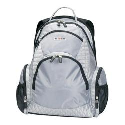 G-Tech Rave Silver Backpack