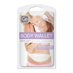 Go Travel Body Pocket (Set of 2) Beige