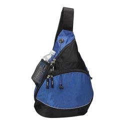 Goodhope Blue Monsoon Sling Backpacks (Set of 2)