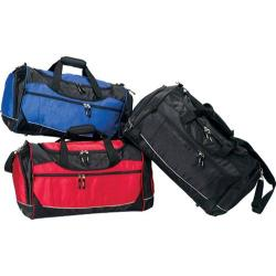 Goodhope 4817 The Monsoon Sports Duffle Red/Black