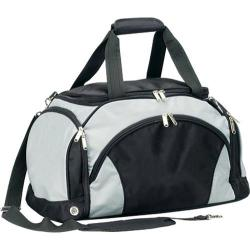 Goodhope 5322 The Streamline Duffle Gray/Black