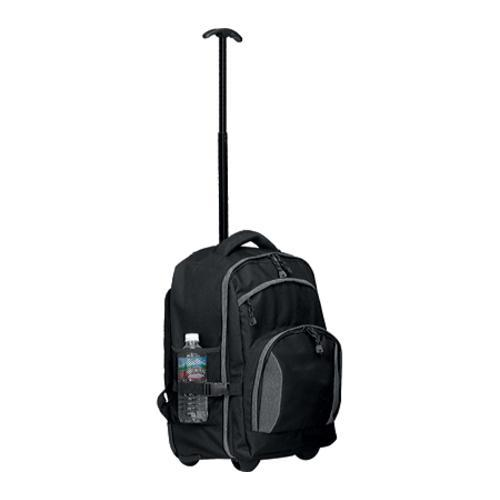 Goodhope 6306 The Tundra Rolling Backpack Black