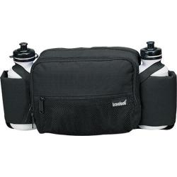 Goodhope 9512 Waist Bag with Bottles Black