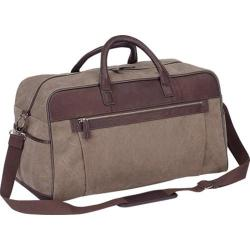 Goodhope P6527 The Autumn Duffle Brown