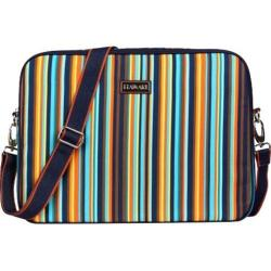Women's Hadaki by Kalencom 17in Laptop Sleeve Arabesque Stripes