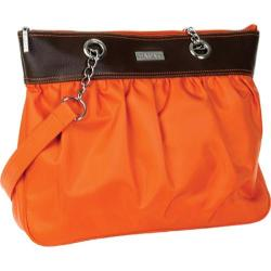 Women's Hadaki by Kalencom Brickabrack Tote Orange