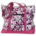 Women's Hadaki by Kalencom Coated Hannah's Tote Daisy Day