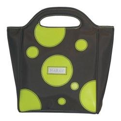 Women's Hadaki by Kalencom Insulated Lunch Pod Green