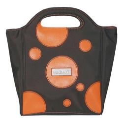 Women's Hadaki by Kalencom Insulated Lunch Pod Orange