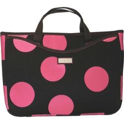 Women's Hadaki by Kalencom Neoprene 15.4 Laptop Sleeve/Tote Pink